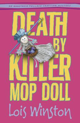 Death by Killer Mop Doll Cover