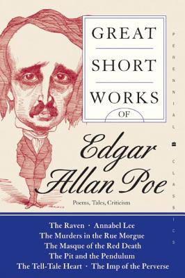 Great Short Works of Edgar Allan Poe Cover