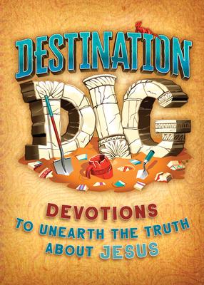 Cover for Destination Dig