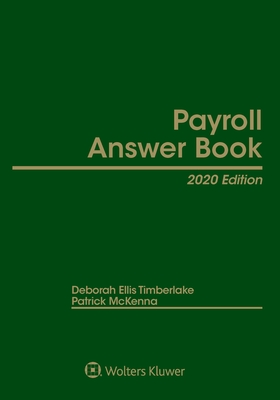 Payroll Answer Book: 2020 Edition Cover Image
