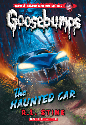 The Haunted Car (Classic Goosebumps #30) Cover Image
