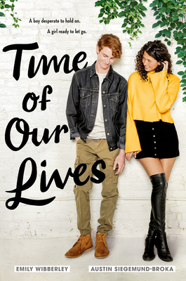 Time of Our Lives Cover Image