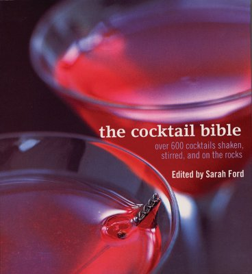 The Cocktail Bible Cover