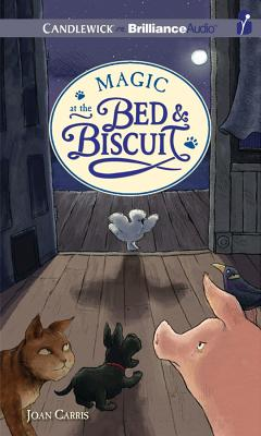 Magic at the Bed & Biscuit (Bed and Biscuit #3) Cover Image