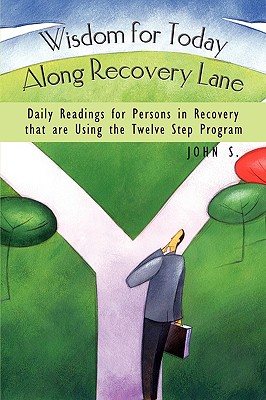 Wisdom for Today Along Recovery Lane Cover