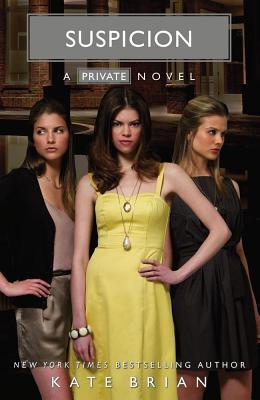 Suspicion (Private #10) Cover Image