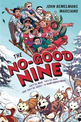 The No-Good Nine Cover Image