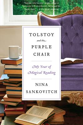 Tolstoy and the Purple Chair Cover