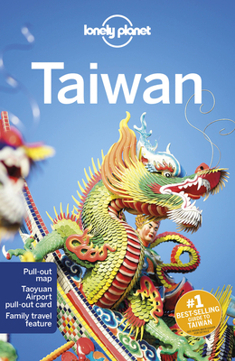 Lonely Planet Taiwan 11 (Travel Guide) Cover Image