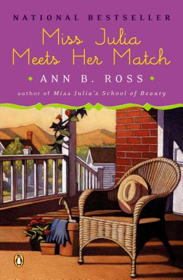 Miss Julia Meets Her Match: A Novel Cover Image