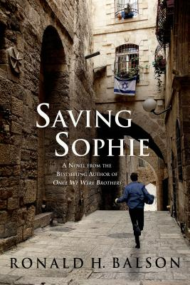 Saving Sophie: A Novel (Liam Taggart and Catherine Lockhart #2) Cover Image