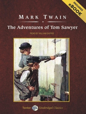 Adventures of Tom Sawyer Cover Image