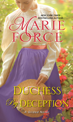 Duchess by Deception (Gilded #1) Cover Image