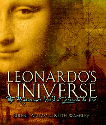 Leonardo's Universe Cover