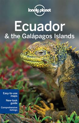 Lonely Planet Ecuador & the Galapagos Islands cover image
