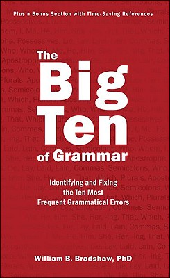 The Big Ten of Grammar Cover