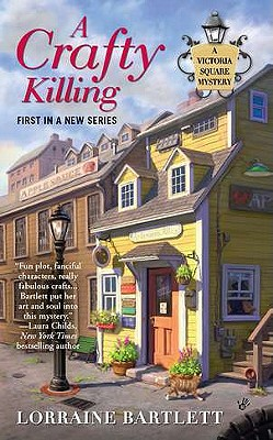 A Crafty Killing Cover