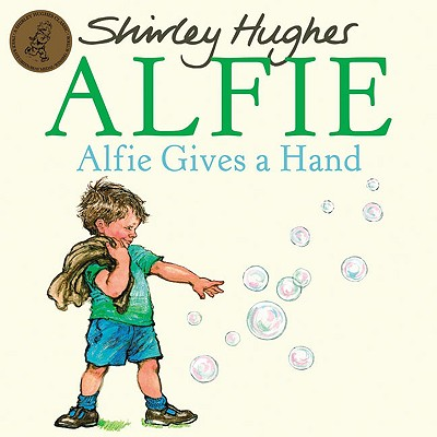 Cover for Alfie Gives a Hand