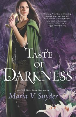 Taste of Darkness Cover