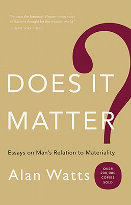 Does It Matter?: Essays on Mana's Relation to Materiality Cover Image