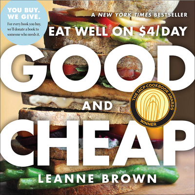 Good and Cheap: Eat Well on $4/Day Cover Image