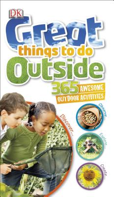 Great Things to Do Outside Cover Image
