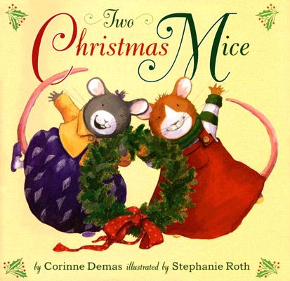 Two Christmas Mice Cover