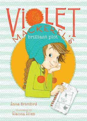 Violet Mackerel's Brilliant Plot Cover