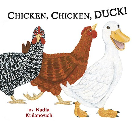 Chicken, Chicken, Duck! Cover Image