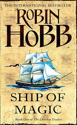 Cover for Ship of Magic