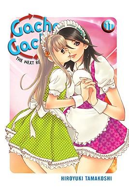Gacha Gacha Cover