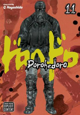 Dorohedoro, Vol. 11 Cover Image