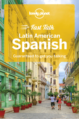 Lonely Planet Fast Talk Latin American Spanish 2 Cover Image