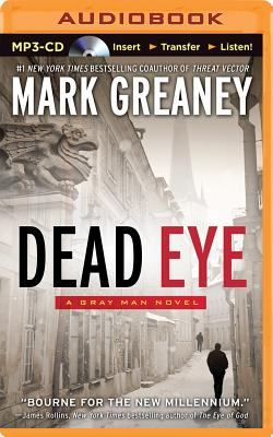 Dead Eye Cover Image