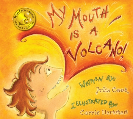 My Mouth Is a Volcano! Cover Image