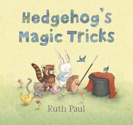Hedgehog's Magic Tricks Cover