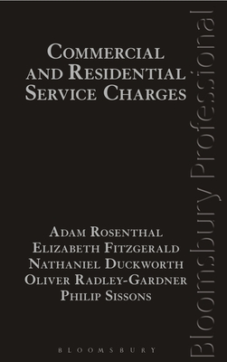 Commercial and Residential Service Charges Cover Image