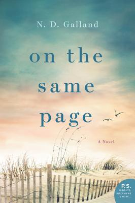 On the Same Page: A Novel Cover Image