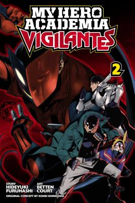 My Hero Academia: Vigilantes, Vol. 2 Cover Image