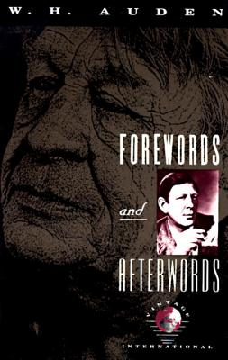 Cover for Forewords and Afterwords