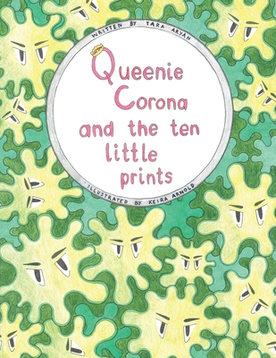 Queenie Corona and the Ten Little Prints Cover Image