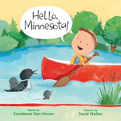 Hello, Minnesota! Cover