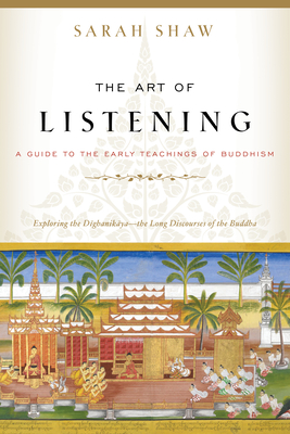 The Art of Listening: A Guide to the Early Teachings of Buddhism Cover Image