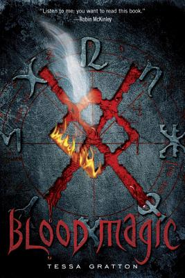 Blood Magic Cover