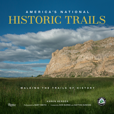 America's National Historic Trails: Walking the Trails of History Cover Image