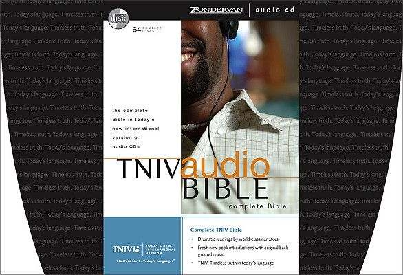 Multi-Voice Bible-Tniv Cover Image