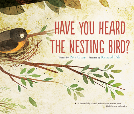 Have You Heard the Nesting Bird? Cover Image