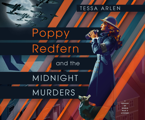 Poppy Redfern and the Midnight Murders Cover Image