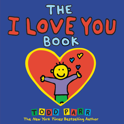 The I Love You Book Cover
