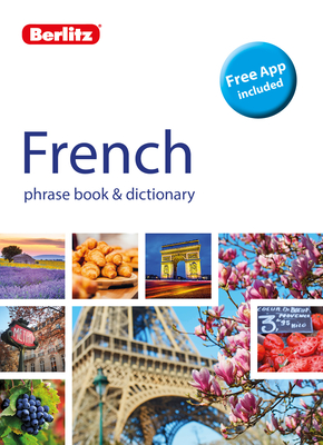 Berlitz Phrase Book & Dictionary French (Bilingual Dictionary) (Berlitz Phrasebooks) Cover Image